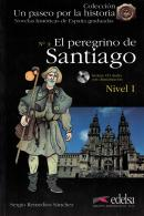 EL PEREGRINO DE SANTIAGO + CD-AUDIO - NIVEL 1