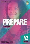 PREPARE 2 - STUDENT´S BOOK - 2ND ED