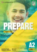PREPARE 3 - STUDENT´S BOOK - 2ND ED