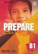 PREPARE 4 - STUDENT´S BOOK - 2ND ED