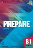 PREPARE 5 - WB WITH AUDIO DOWNLOAD - 2ND ED