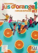 NOUVEAU JUS D´ORANGE 1 LIVRE + DVD - 2EME ED.