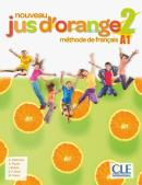NOUVEAU JUS D´ORANGE 2 LIVRE + DVD - 2EME ED.