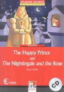 THE HAPPY PRINCE AND THE NIGHTINGALE AND THE ROSE WITH CD - STARTER