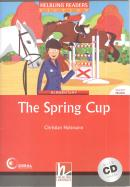 THE SPRING CUP - WITH CD - ELEMENTARY