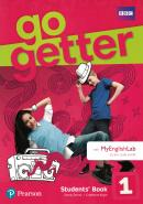 GOGETTER 1 SB WITH MYENGLISHLAB AND EXTRA ONLINE PRACTICE ACCESS CODE