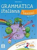 GRAMMATICA ITALIANA PER BAMBINI - LIBRO + AUDIO ONLINE - NUOVA EDIZIONE