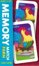 MEMORY MATCH FARM - CARD GAME