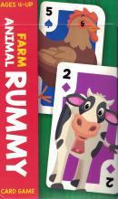 FARM ANIMAL RUMMY - CARD GAME