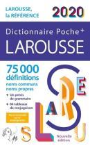 LAROUSSE DE POCHE PLUS 2020