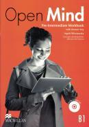 OPEN MIND PRE-INTERMEDIATE WORKBOOK WITH ANSWER KEY