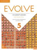 EVOLVE 5 - STUDENT´S BOOK WITH PRACTICE EXTRA
