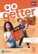 GOGETTER 3 WORKBOOK WITH ACCESS CODE FOR EXTRA ONLINE PRACTICE