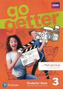 GOGETTER 3 STUDENTS´BOOK WITH ACCESS CODE FOR MYENGLISHLAB