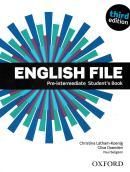ENGLISH FILE PRE-INTERMEDIATE STUDENT´S BOOK - 3RD ED