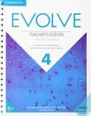 EVOLVE 4 - TEACHER´S EDITION WITH TEST GENERATOR