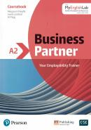 BUSINESS PARTNER A2 COURSEBOOK WITH MYENGLISHLAB