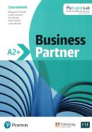 BUSINESS PARTNER A2+ COURSEBOOK WITH MYENGLISHLAB
