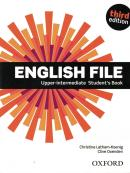 ENGLISH FILE UPPER-INTERMEDIATE SB - 3RD ED.