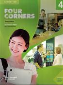 FOUR CORNERS 4 SB WITH ONLINE SELF-STUDY - 2ND ED.