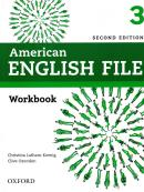 AMERICAN ENGLISH FILE 3 WB - 2ND ED.