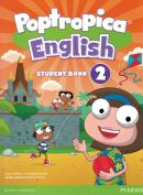 POPTROPICA ENGLISH 2 SB AND ONLINE WORLD ACCESS CARD PACK - AMERICAN