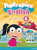POPTROPICA ENGLISH 6 - STUDENT BOOK AND ONLINE WORLD ACCESS CARD PACK - AMERICAN EDITION -