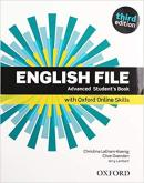 ENGLISH FILE ADVANCED SB WITH OXFORD ONLINE SKILLS - 3RD ED.