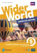 WIDER WORLD STARTER SB AND WB FOR PACK - 1ST ED.