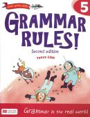 GRAMMAR RULES! 5 STUDENT BOOK -  2ND ED