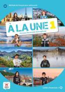 A LA UNE 1  - A1 - CAHIER D´EXERCICES + CD