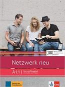 NETZWERK A1.1 NEU, KURS-UBUNGSBUCH