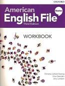 AMERICAN ENGLISH FILE STARTER - WORKBOOK - 3RD ED.