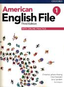 AMERICAN ENGLISH FILE 1 SB WITH ONLINE PRACTICE - 3RD ED.