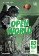 OPEN WORLD FIRST WB WITHOUT ANSWERS WITH AUDIO DOWNLOAD