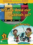 WHERE DOES OUR RUBBISH GO ? LET´S RECYCLE