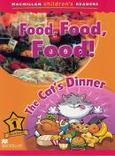 FOOD, FOOD, FOOD! / THE CATS DINNER - VOLUME  -