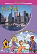 NEW YORK - ADVENTURE IN THE BIG APPLE - LEVEL 5
