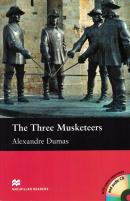 THE THREE MUSKETEERS AUDIO CD INCLUDED