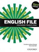 ENGLISH FILE INTERMEDIATE SB - 3RD ED.