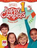 HAPPY CAMPERS 1 SB PACK WITH SKILLS BOOK - 1ST ED