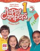 HAPPY CAMPERS 1 SB AND LANGUAGE LODGE - 1ST ED