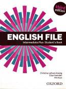 ENGLISH FILE INTERMEDIATE PLUS SB - 3RD ED.
