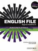 ENGLISH FILE BEGINNER MULTIPACK B SB WITH ONLINE SKILLS - 3RD ED.