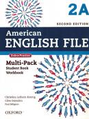 AMERICAN ENGLISH FILE 2A - MULTIPACK - 2ND ED