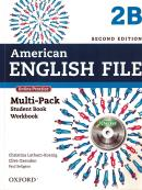 AMERICAN ENGLISH FILE 2B - MULTIPACK - 2ND ED 172