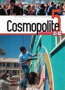COSMOPOLITE 5 - LIVRE DE L´ELEVE + AUDIO/VIDEO TELECHARGEABLES (C1-C2)