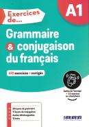 EXERCICES DE... GRAMMAIRE ET CONJUGAISON - A1