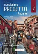 NUOVISSIMO PROGETTO ITALIANO 2 - LIBRO DELLO STUDENTE + DVD