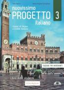 NUOVISSIMO PROGETTO ITALIANO 3 - LIBRO DELL´INSEGNANTE + 2 CD AUDIO